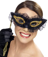 Fancy Dress Masks from Party Masquerade to Halloween Masks