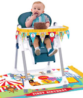 Celebrate Babys 1st Birthday with great party ranges from our 1st Birthday Party Supplies